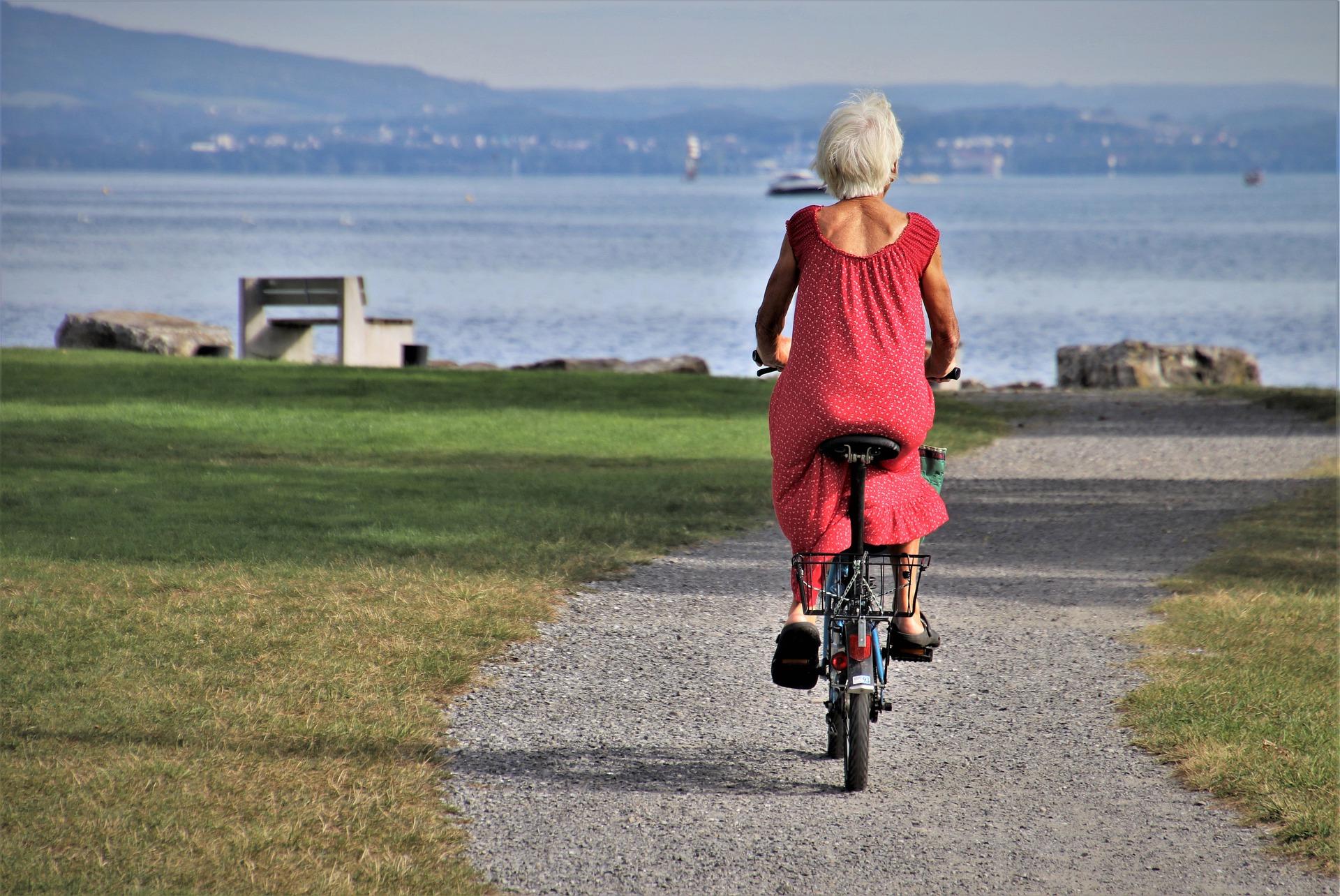 gesundheit von Senioren